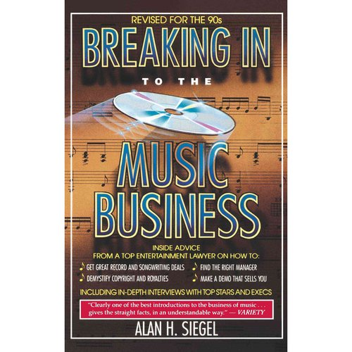 Breaking into the Music Business