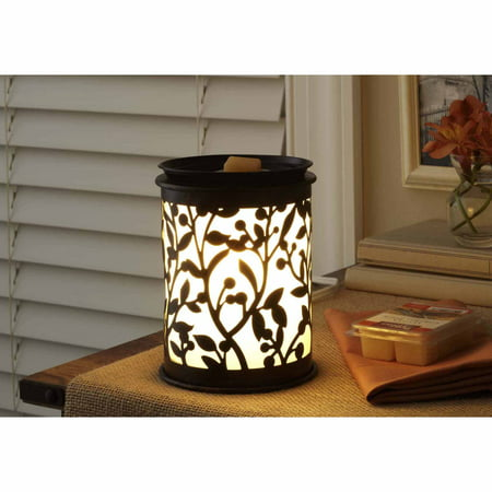 Better Homes & Gardens Full-Size Wax Warmer, Botanical Glow