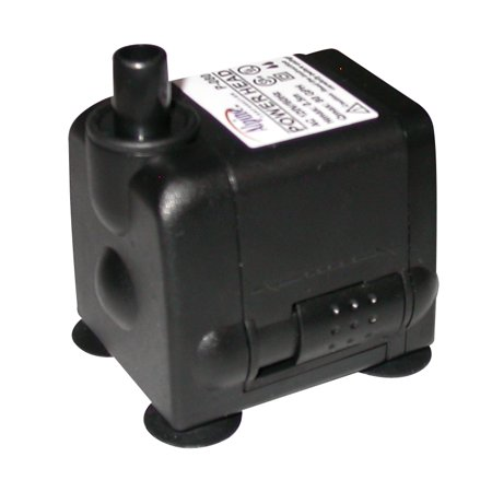 Power Head Pump 80 Gph / 6 Ft. Cord