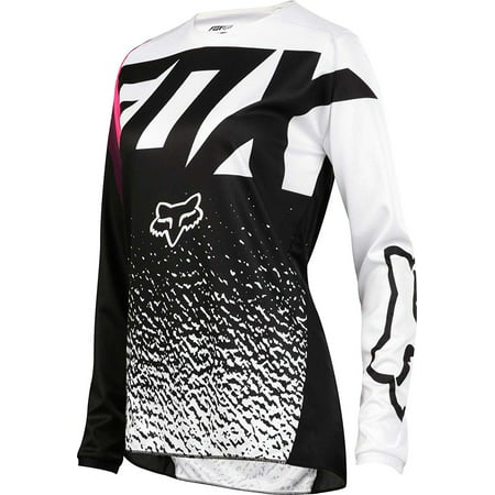2018 Kids Girls 180 Jersey Black Pink Km  The Fox Racing Jersey Is A Perfect Fusion Of Function And Style By Fox Racing Ship From Us