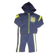 Healthtex Infant Boys NYC Phys Ed Outfit Hoodie Jacket & Pants Set 24m