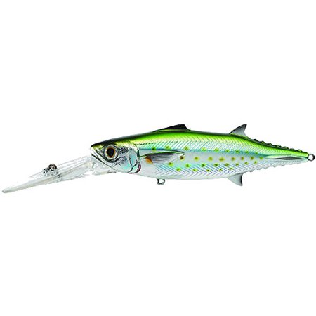 Koppers fishing tackle livetarget spanish mackerel for Fishing lures at walmart