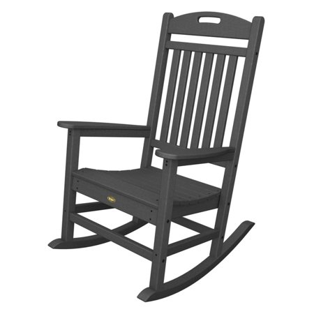 Trex Outdoor Furniture Recycled Plastic Yacht Club Rocking Chair ()