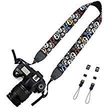 Elvam Camera Neck Shoulder Strap Belt for Nikon Canon Sony Olympus Pentax Mini 8 Mini 7s Mini 25 Mini 50s - 50s Belt