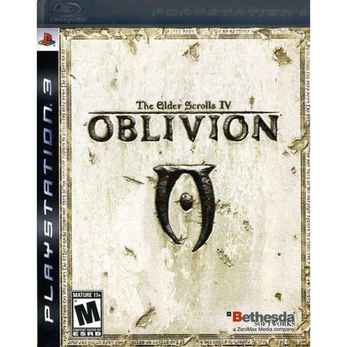 The Elder Scrolls IV: Oblivion - Greatest Hit (PS3)