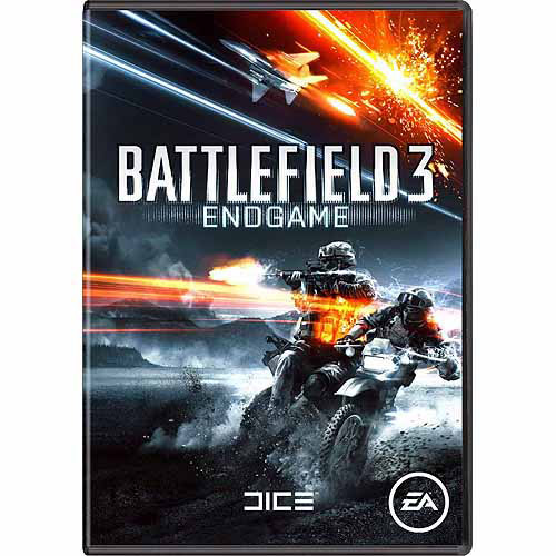 Battlefield 3 End Game Expansion Pack (PC) (Digital Code)