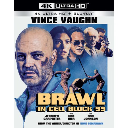 Brawl in Cell Block 99 (4K Ultra HD)
