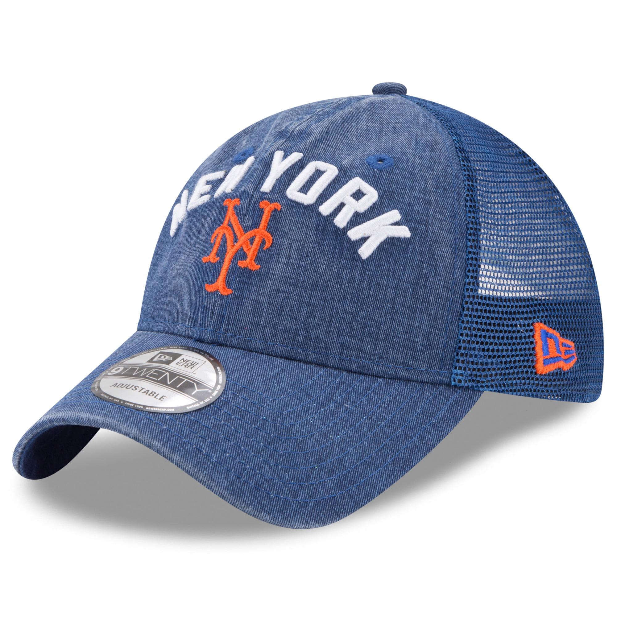 New York Mets New Era Rugged Team 9TWENTY Snapback Adjustable Hat - Royal - OSFA