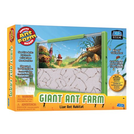Ant Farm - Giant Version - Uncle Milton Scientific Educational