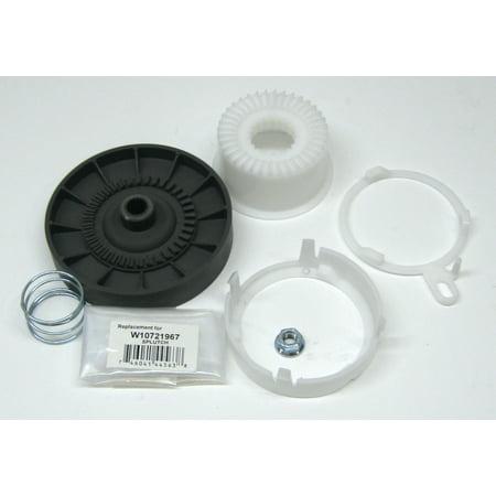 Washing Machine Cam Pulley Splutch Kit For Whirlpool Kitchenaid W10721967 Ap5951296 Ps10057144