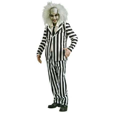 Plus Size Beetlejuice Costume - Women's Beetlejuice Costume