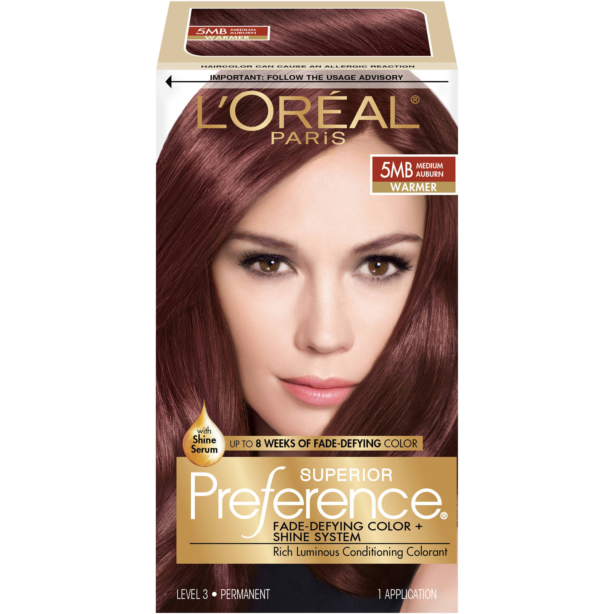 L'Oreal Paris Superior Preference Hair Color