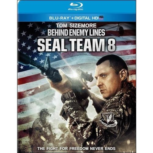 Seal Team 8: Behind Enemy Lines (Blu-ray) (With INSTAWATCH) (Widescreen)