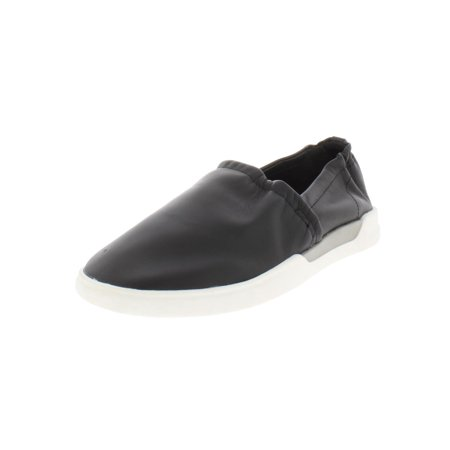 Donald J. Pliner Womens Gene Leather Slip On Casual Shoes
