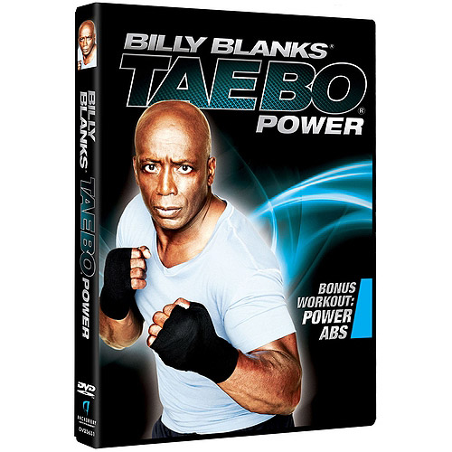 Billy Blanks: Tae Bo Power (Widescreen)