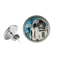 Star Wars R2D2 Post Stud Earrings