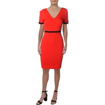 BOSS Hugo Boss Womens Higaniu Business Career Wear to Work Dress