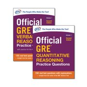 Official GRE Value Combo (Other)