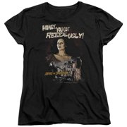 Mgm Army Of Darkness Reeeal Ugly! Womens Short Sleeve Shirt