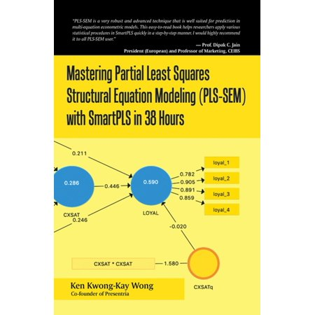 Mastering Partial Least Squares Structural Equation Modeling (Pls-Sem) with Smartpls in 38 Hours - eBook