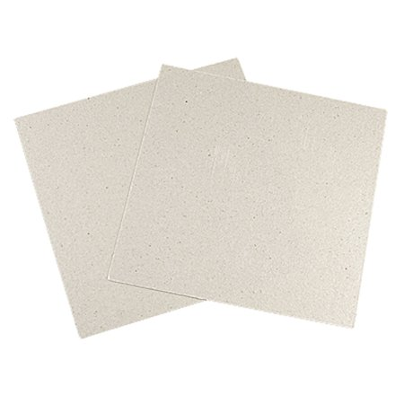 2 Pcs Replacement 12 X 12cm Mica Plates For Microwave Oven Image 1 Of