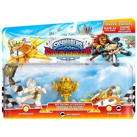 Skylanders SuperChargers: Racing Sky Pack](Skylander Crusher)