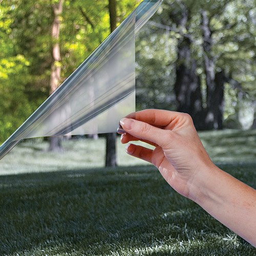 "Gila Daytime Privacy Mirror Window Film, 36"" x 15'"
