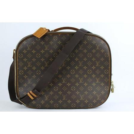 Louis Vuitton Monogram Packall Pm Suitcase 7lk0927 Brown Travel Bag