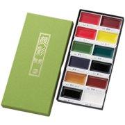 Kuretake Gansai Tambi 12 Color Set