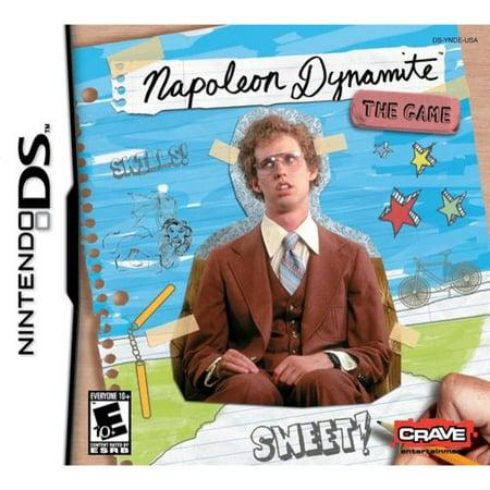 Napoleon Dynamite Ds Walmart