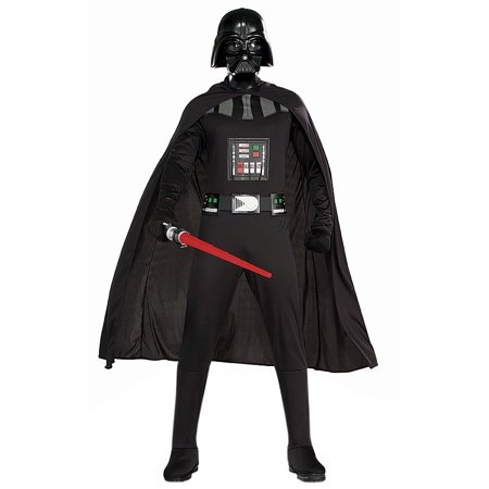 Adults Men's Classic Star Wars A New Hope Sith Lord Darth Vader Costume L 44