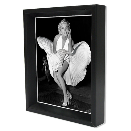 Pyramid America 'Marilyn Monroe' Framed Photographic Print