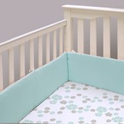 Migi Fun Floral Fitted Crib Sheet