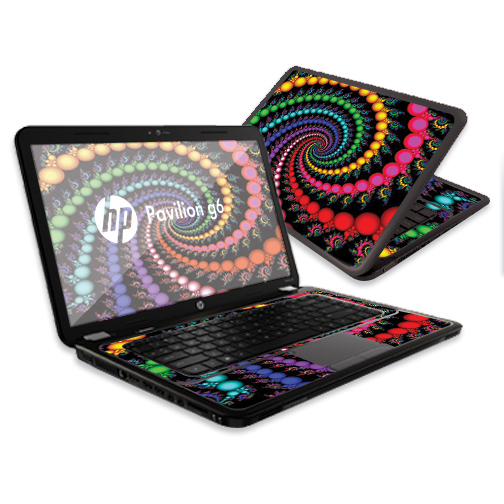 """Mightyskins Protective Skin Decal Cover for HP Pavilion G6 Laptop with 15.6"""" screen wrap sticker skins"""