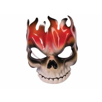 MASK-DEVIL SKULL W/EYEGLASS - Devil Mask