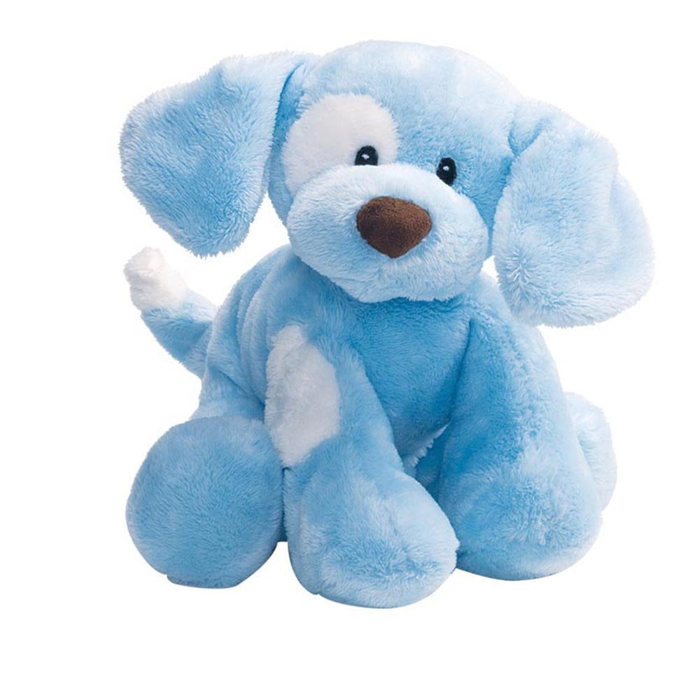 Gund Spunky Dog Stuffed Animal Sound Toy Discontinued By