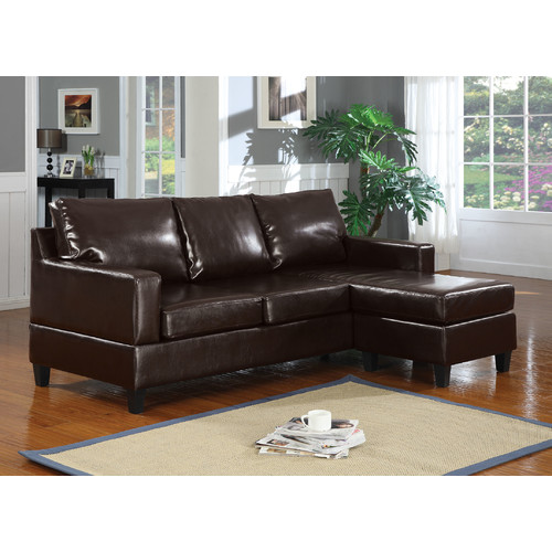 ACME Furniture Vogue Reversible Chaise Sectional by Acme Furniture