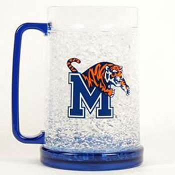 Memphis Tigers Crystal Freezer -