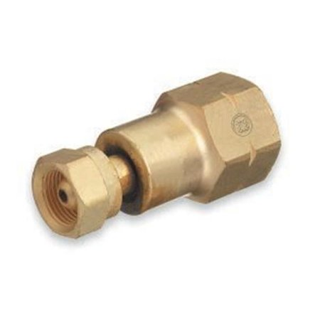 Brass Cylinder Adaptors, From CGA-200