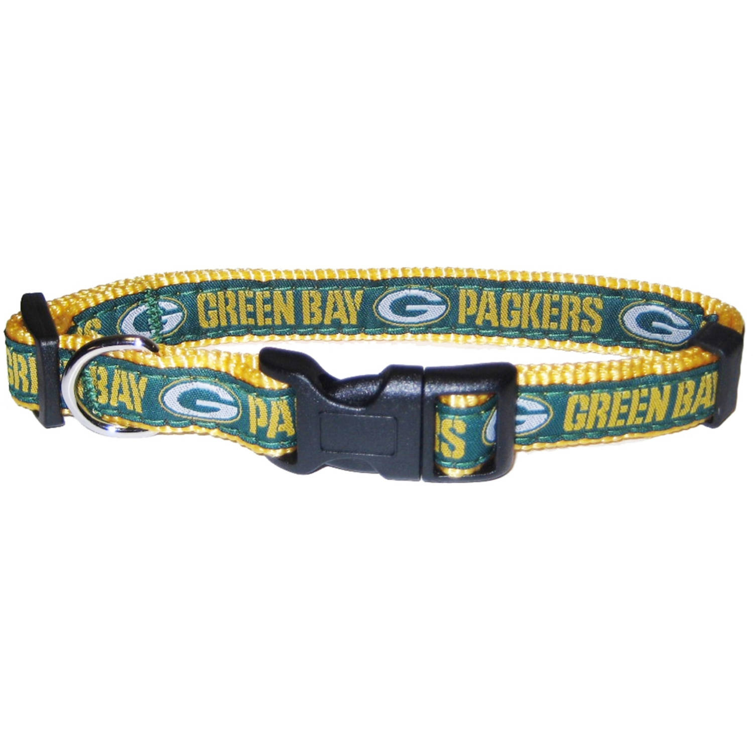 Pets First NFL Green Bay Packers Pet Collar