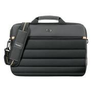 Solo Pro Briefcase, 15.6, 15 3/4 x 2 1/4 x 11, Black -USLPRO1464