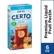 Certo Premium Liquid Fruit Pectin, 2 ct - 6.0 oz Box