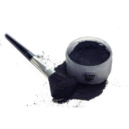 Bobbie Weiner Ent G-1-2001B Makeup Loose Setting Powder - Coal Black