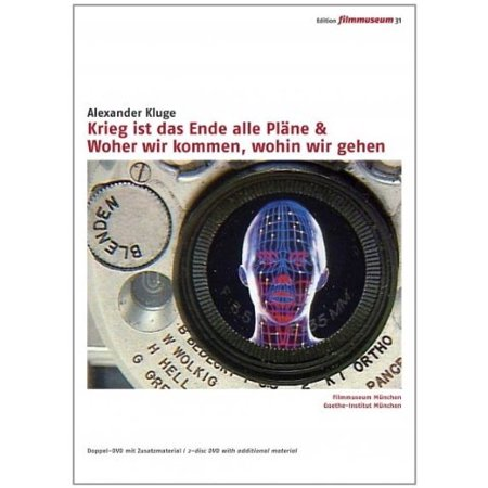 War is the End of all Plans / Where We Come From, Where We Go To - 2-DVD Set ( Krieg ist das Ende aller Pläne / Woher wir kommen, (Where Are Ray Bans From)