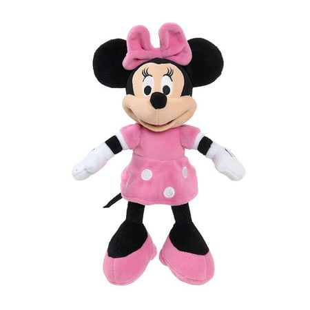 Plush - Disney - Minnie Mouse Pink Dress 7