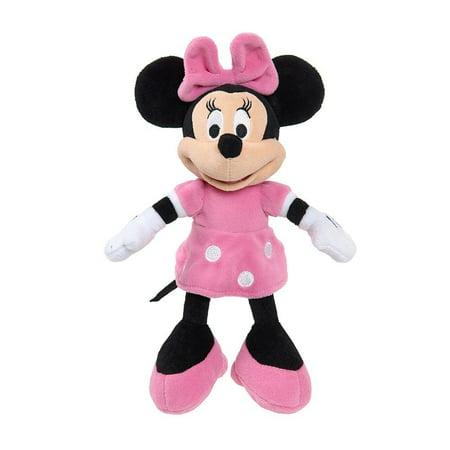 Plush - Disney - Minnie Mouse Pink Dress 7