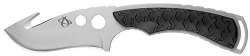 Mantis Knives TA2XLMaster Fixed Blades Knife, Silver/Black Multi-Colored