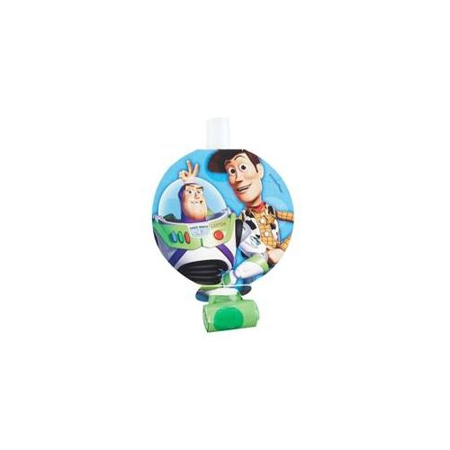 Hallmark 161305 Toy Story 3 Blowouts- 8 count