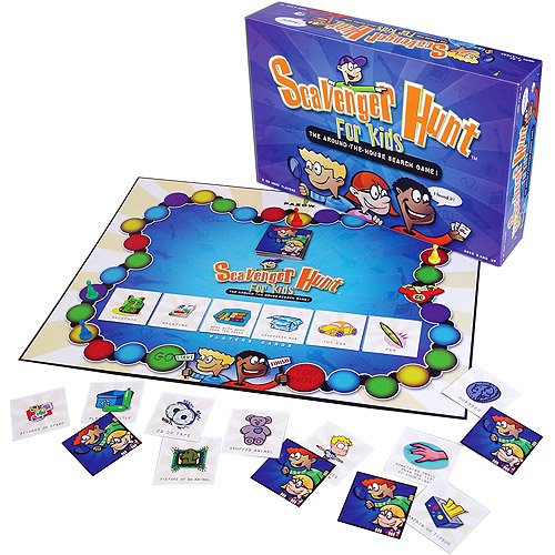 University Games Scavenger Hunt for Kids by University Games