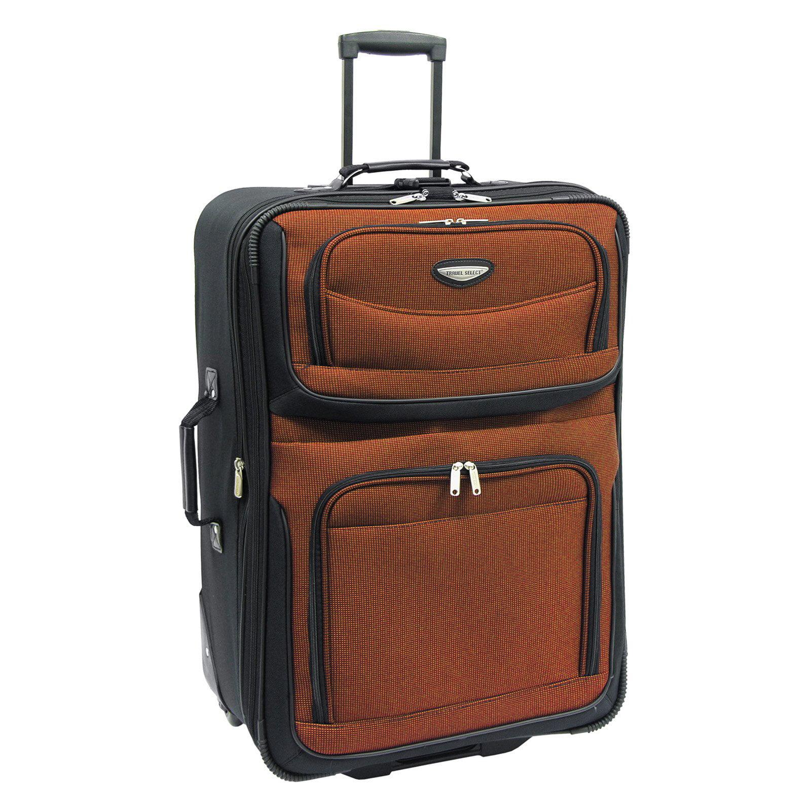 Four Wheel Suitcases
